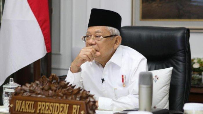 Wakil Presiden KH Maruf Amin mengingatkan lagi umat Islam, hal penting yang perlu diperhatikan saat salat Jumat.