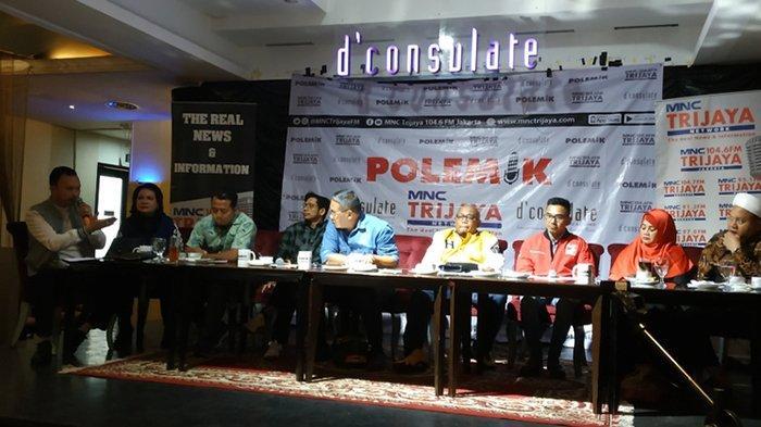 Tak Dapat Jatah Menteri, Partai Hanura Kecewa dan Merasa Punya Jasa untuk Jokowi-Maruf