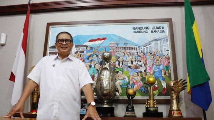 Satu Kelurahan di Kota Bandung Masuk Zona Hitam Covid-19, Wali Kota Minta Disiplin Prokes