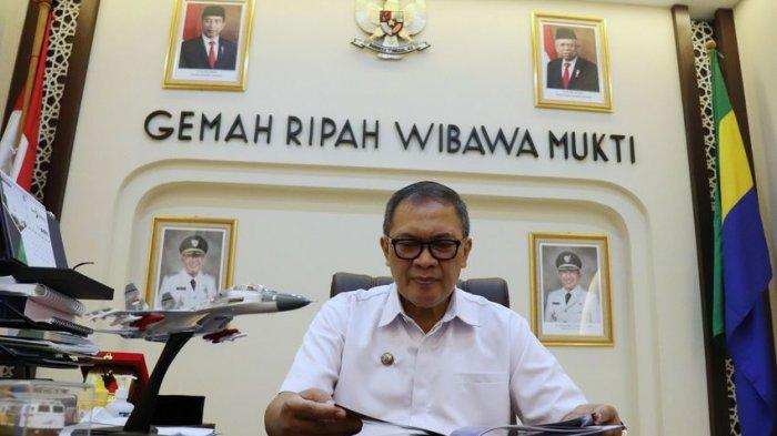 Oded Sebut Covid 19 di Kota Bandung Terkendali Meski Ada Kenaikan dan BOR Capai 79,9 Persen