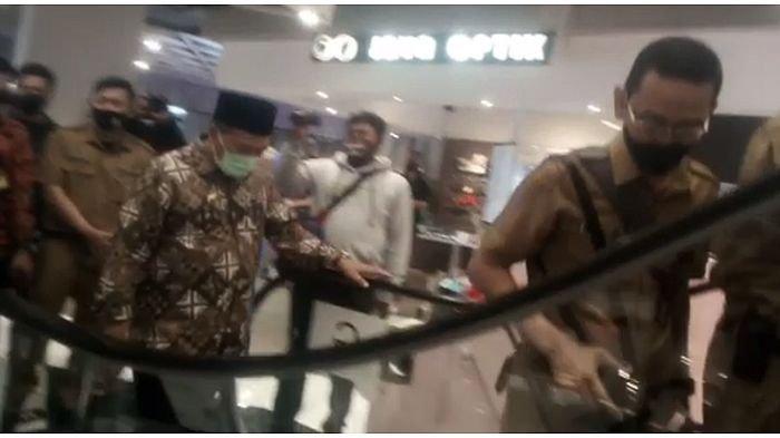 Oded Sidak Pusat Perbelanjaan dan Mal di Kota Bandung pada Hari Pertama Kembali Buka, Ini Hasilnya