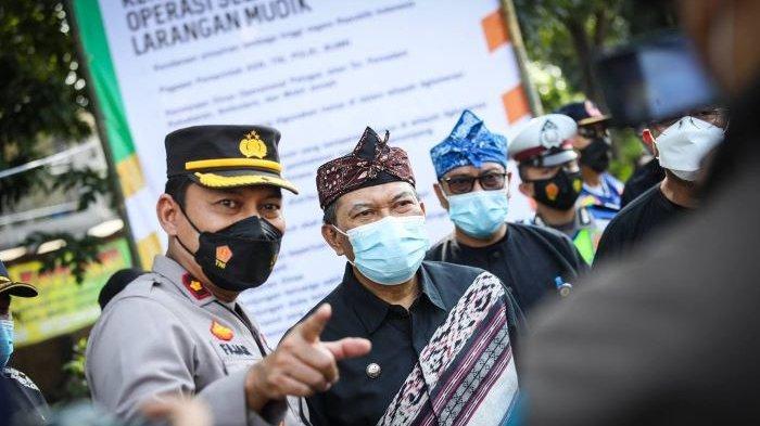 Wali Kota Bandung: Petugas Penjaga Pos Penyekatan Jangan Arogan dan Kasar