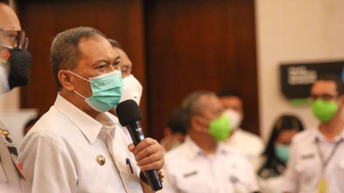 Gas Oksigen Langka, Wali Kota Bandung Langsung Minta Sekda dan Kepala Disdagin Lacak di Lapangan