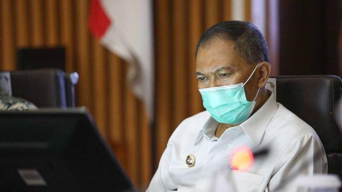 WALI KOTA BANDUNG Oded M Danial Terbaring Sakit di RS, Dijaga Anak-Menantu, Umi Minta Doa Kesembuhan