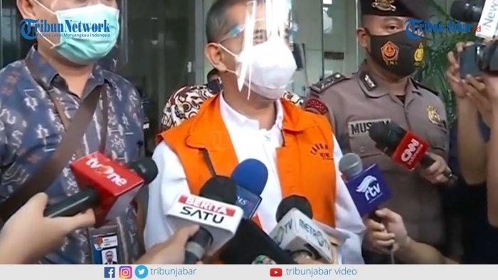 Masa Penahanan Wali Kota Cimahi dan Komisaris RS Umum Kasih Bunda Ditambah KPK Selama 40 Hari
