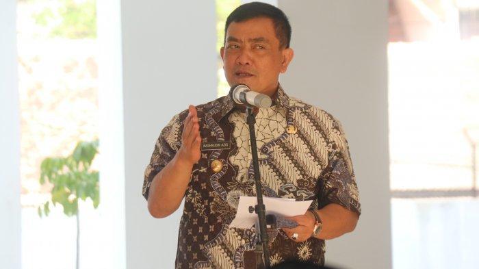 Wali Kota Cirebon Nashrudin Azis 1