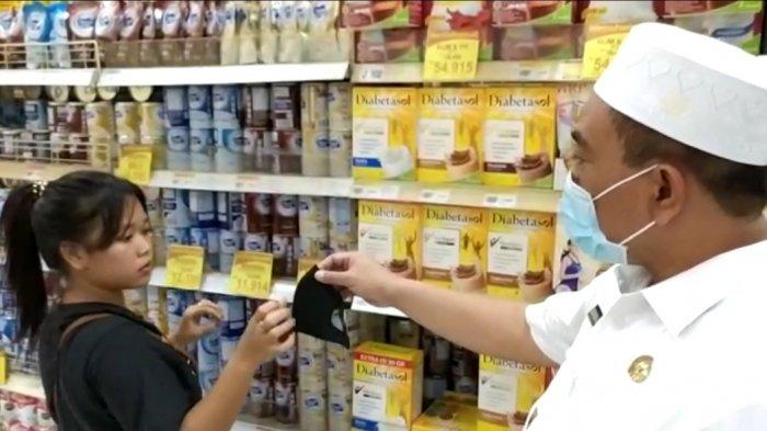 Sidak Supermarket dan Minimarket, Wali Kota Cirebon Temukan Banyak Warga Gak Pakai Masker
