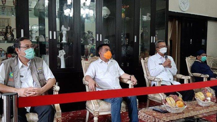 Dinyatakan Sembuh, Wali Kota Cirebon Siap Berperang Lagi Melawan Covid-19