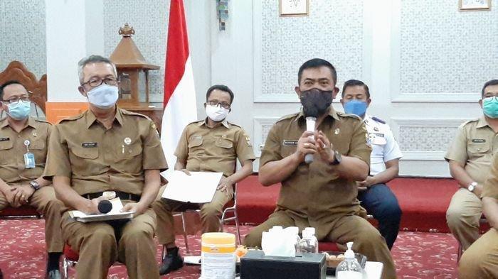 Kota Cirebon Satu-satunya Daerah Zona Merah Covid di Jabar, Didominasi Klaster Keluarga