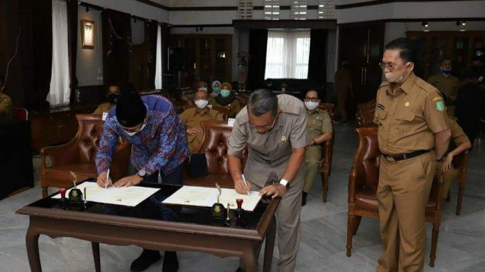 Pemkot Sukabumi Enam Kali Berturut-turut Dapatkan WTP