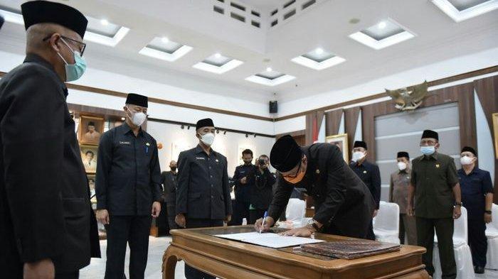 Posisi Sekretaris DPRD Kota Sukabumi Kosong, Dilantik Menjadi Staf Ahli, Akan Digelar Open Bidding