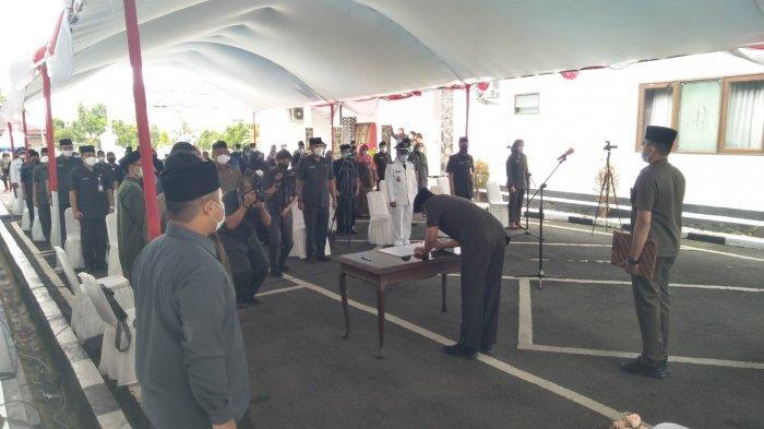 Ratusan Pejabat di Pemkot Sukabumi Dirotasi dan Mutasi, Ini Kata Wali Kota
