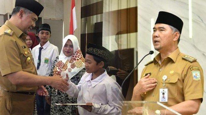 Syarif Fasha Masuk Kepala Daerah Terkaya, Gaji Sebagai Wali Kota Jambi Tak Diambil Tapi Disumbangkan