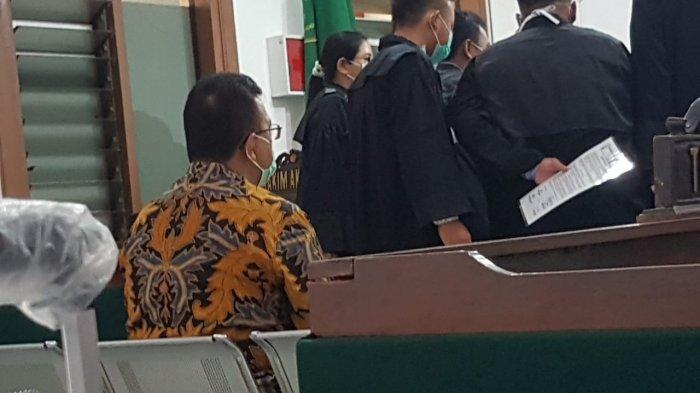 Dianggap Terbukti Memberikan Suap, Walikota Tasikmalaya Non Aktif Dituntut Dua Tahun Penjara
