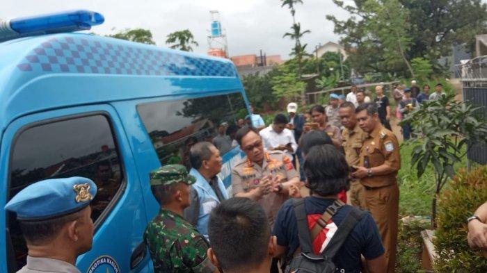 Wali Kota Bandung Kunjungi Rumah yang Jadi Pabrik Narkoba di Arcamanik, Katakan Lahannya Aset Pemkot