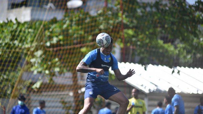Striker Persib Bandung Wander Luiz Diledek Belum Cetak Gol, Ia Kesal, Janji Bobol Gawang Bali United