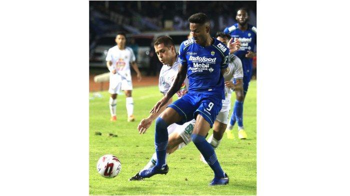 Jebol Gawang PSS Sleman, Wander Luiz Lampaui Cataran Ezechiel Bersama Persib Bandung
