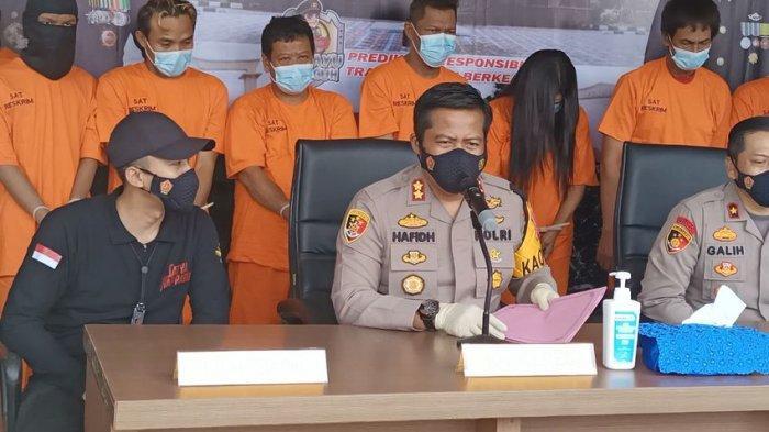 Wanita di Indramayu Ini Nekat Maling Motor, Sebelum Beraksi Video Call Pacar Dulu Minta Pendapat