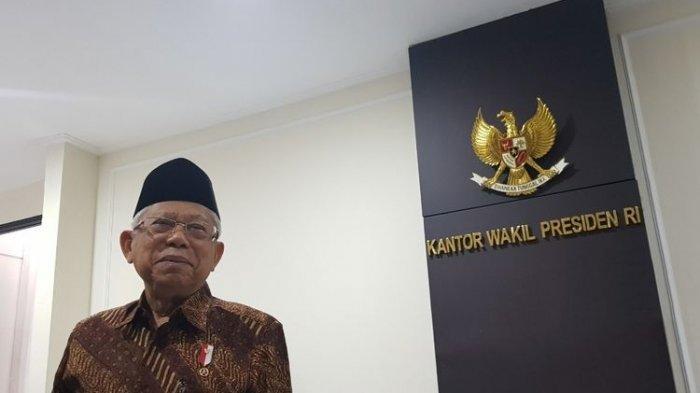 Wapres Maruf Amin Ulang Tahun, Saking Sibuknya Sampai Lupa Hari Ini Ultah, Dapat Kejutan dari Pilot