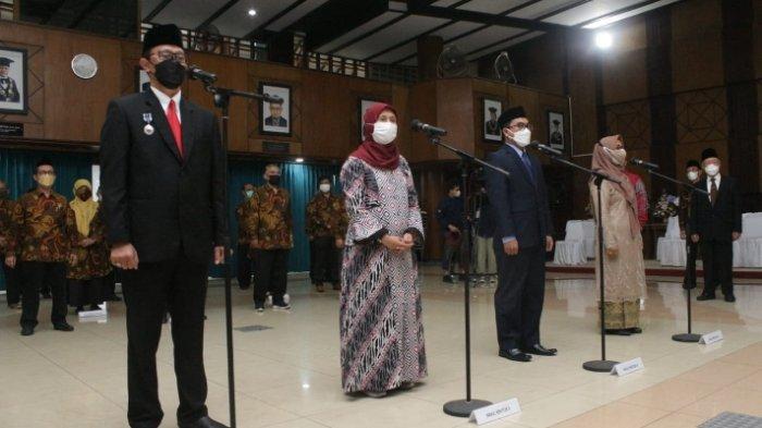 Empat Sosok Ini Resmi Jabat Wakil Rektor Unisba, Diingatkan Soal Jabatan Bukan Berkah Tapi Amanah