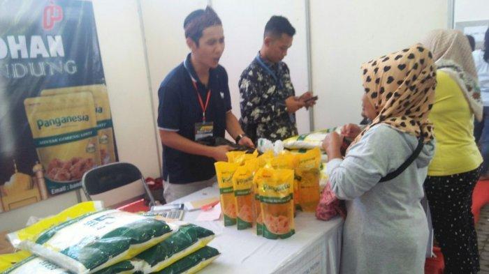 Bazar Ramadhan, PPI Raup Pendapatan Rp 20 Juta Per Hari dari Jualan Kebutuhan Pokok