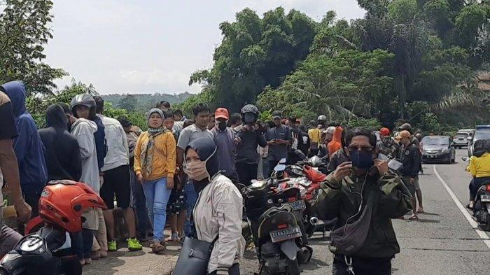 Pamit Beli Obat Sakit Kepala, Iwa Ditemukan Tewas di Kolong Jembatan Cisinga Tasikmalaya