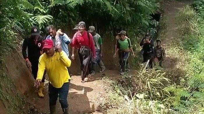 Seorang Mahasiswa Tenggelam, Obyek Wisata Curug Batu Black di Tasikmalaya Ditutup Sementara