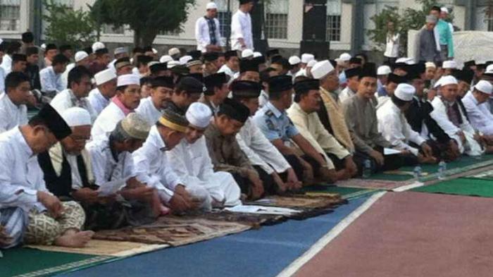 Ucapan dan Doa Ketika Bertemu Saudara Muslim di Hari Raya Idulfitri, Sahabat Rasul Pun Melakukannya