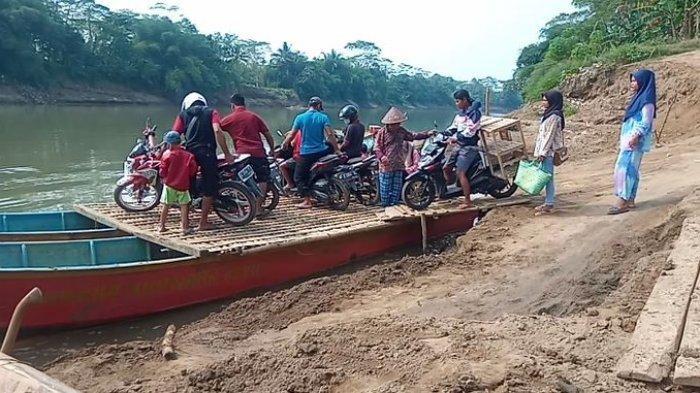 Warga di Pangandaran Cukup Bayar Rp 3 Ribu untuk Sampai ke Cilacap Jawa Tengah dengan Alat Ini