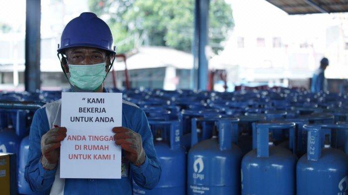 Lebaran Pengguna LPG Meningkat, Pertamina Siagakan Fasilitas Penyaluran LPG