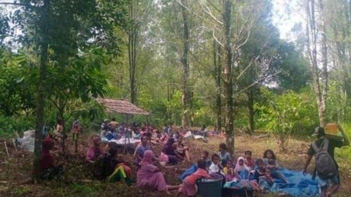 Cerita Warga Gendong Bayi Lari ke Hutan saat Gempa Berpotensi Tsunami di Maluku Tengah