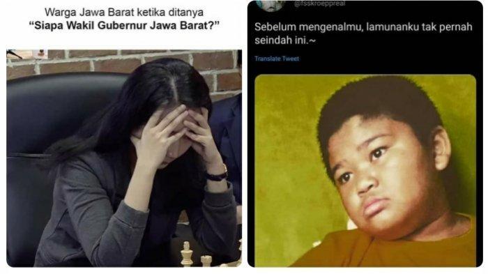 Warga Jawa Barat ketika ditanya