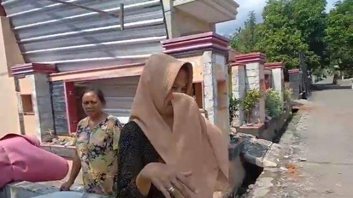 Tangisan Warga Pecah, Desa Miliarder di Kuningan Kini Rata dengan Tanah, Rumah-rumah Dirobohkan