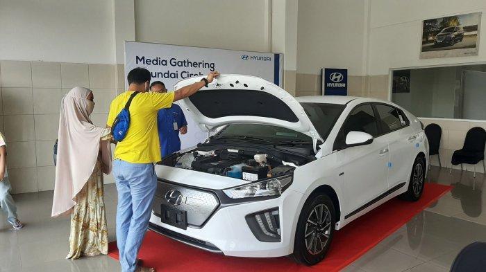 Hyundai Bangun Pabrik Baterai Listrik, Indonesia Diharapkan Jadi Pemimpin Global Kendaraan Listrik