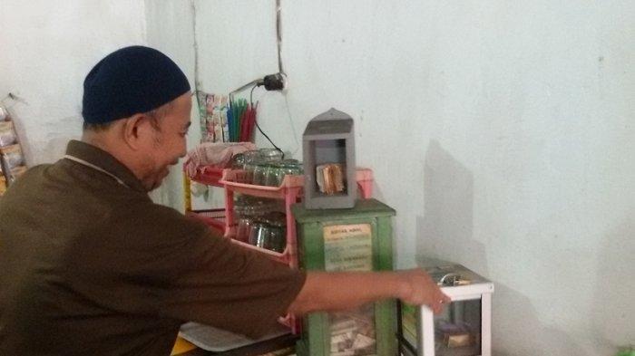 Pencuri Kotak Amal Kabur dari Kejaran Warga, Uangnya Berceceran, Tertangkap Karena Masuk Halaman