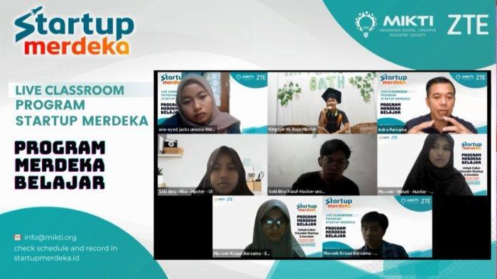 MIKTI Gagas Startup Merdeka Untuk Pandu Mahasiswa Agar Berinovasi Manfaatkan Teknologi