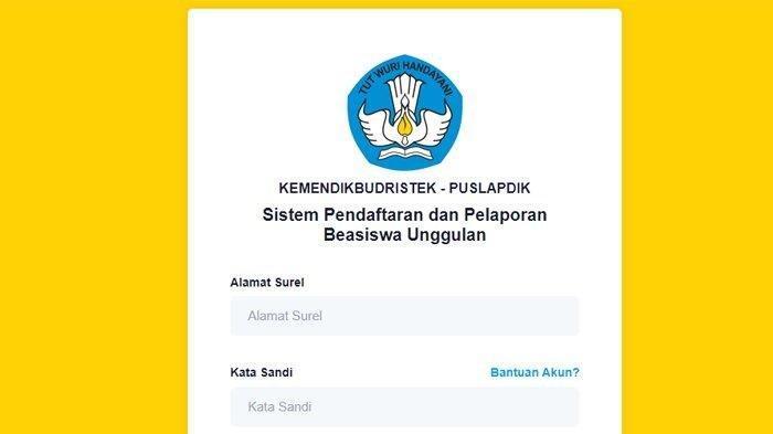 Link Pendaftaran Beasiswa Unggulan 2021, Sudah Dibuka Sejak 1 Juli, Ini Persyaratannya