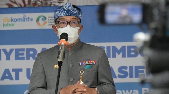 Ridwan Kamil Sebut PPKM Darurat Turunkan Penambahan Kasus hingga Angka Kematian Covid di Jabar