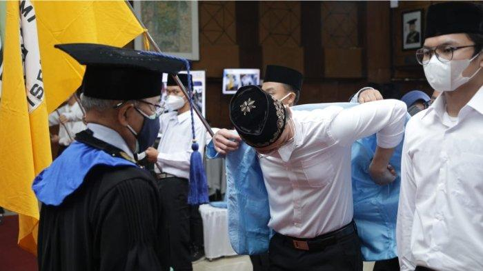 Rektor Unisba minta mahasiswa baru menjadi insan ulil albab