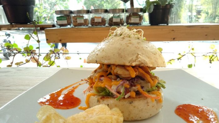 Resep dan Tips Cara Membuat Burger yang Sehat Sendiri di Rumah, dari Bahan-bahan dan Cara Memasak