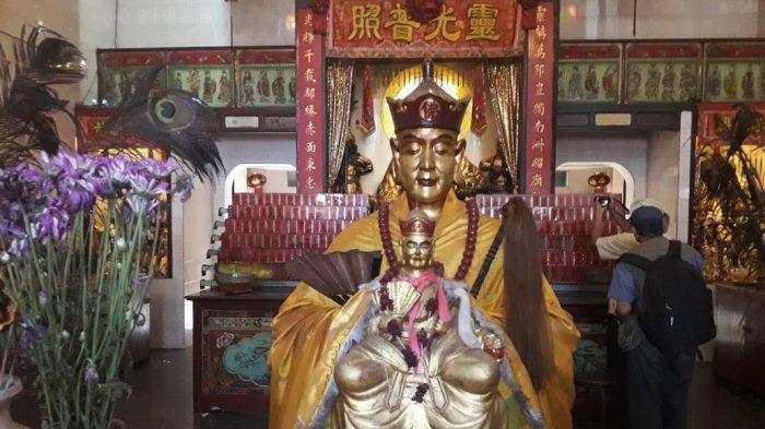 Wihara Dharma Ramsi Bandung, Dulu Kelenteng, Kini Tempat Ibadah Umat  Buddha, Konghucu, & Kepercayaan - Tribun Jabar