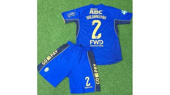 Mantan Pemain Persib yang Kini Main di Borneo FC, Wildansyah Lelang Jersey Birunya