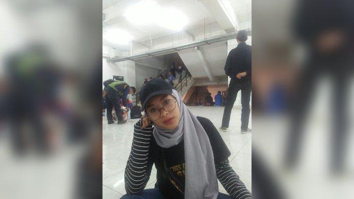 Wina Ranjani, bobotoh Persib Bandung.