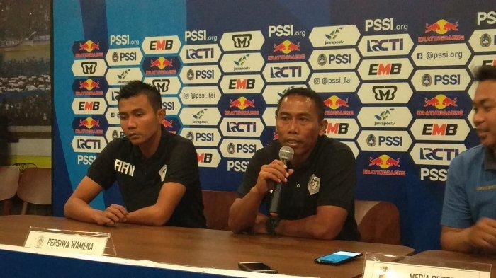 Persib Bandung vs Persiwa Wamena: Tim Tamu Ingin Curi Kemenangan