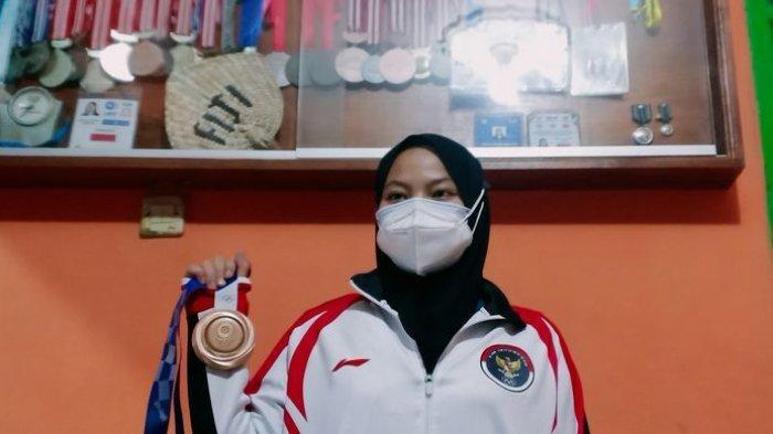 Niat Mulia Windy Lifter Bandung Peraih Perunggu di Olimpiade, Akan Bangun Masjid dan Tempat Latihan