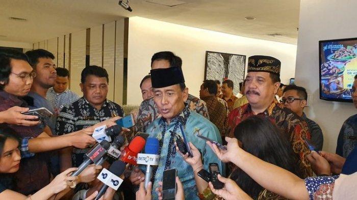Jelang Pengumuman Hasil Pemilu 2019, Wiranto: Ada yang Coba Cari Keuntungan