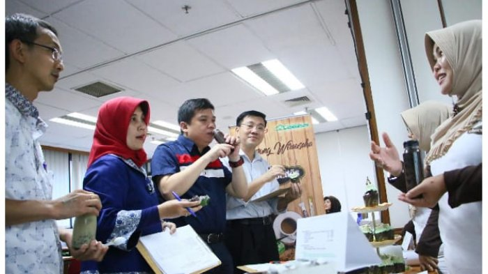 Kampung Wirausaha GarudaFood Lahirkan Produk Olahan Inovatif