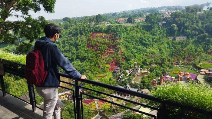Wisatawan Masih Banyak yang Datang ke Lembang Meski KBB Zona Merah dan Objek Wisata Ditutup