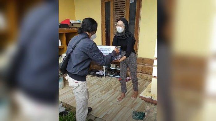 Sosok Wisnu Sopian 'Pahlawan Isoman' dari Cianjur, Tak Menyangka Diliput Media Dalam dan Luar Negeri