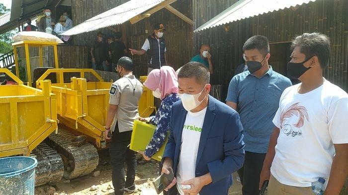 Dua WNA yang Ditangkap di Lokasi Pertambangan Dibebaskan Imigrasi Sukabumi, Ternyata Ini Alasannya